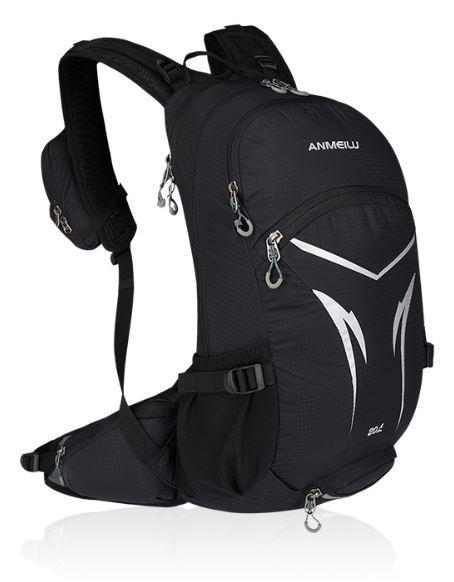 Рюкзак Anmeilu 20L, Велорюкзак, спорт, туризм, каркасна спинка!