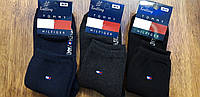 """Жіночі або підліткові махрові шкарпетки в стилі""""Tommy Hilfiger А"""",Туреччина 36-41, фото 1"""