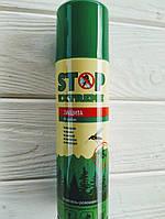 Стоп Экстрим Аэрозоль-репеллент от укусов комаров, мошек, слепней 150мл