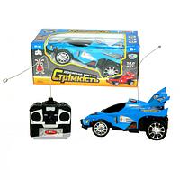 Автомобиль на р/у Limo Toy Гоночная машина Синяя