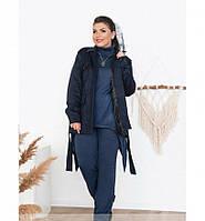 Куртка женская Minova 705Б-синий, фото 1