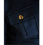 Куртка женская Minova 705Б-синий, фото 4