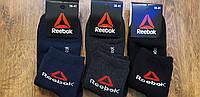 """Жіночі або підліткові махрові шкарпетки в стилі""""Reebok А"""" США.36-41, фото 1"""