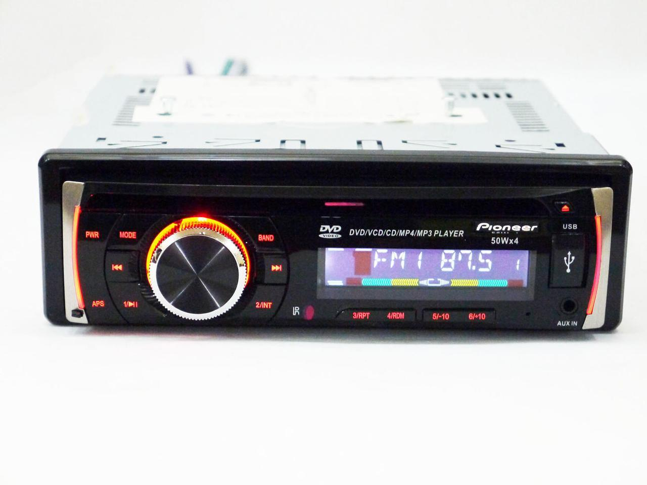 Pioneer DEH-8400UBG Автомагнитола съемная панель