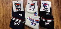 """Жіночі махрові шкарпетки""""FILA А"""" Південна Корея 36-41"""