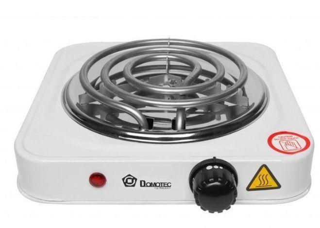 Электрическая плита Domotec 5801 1000Вт