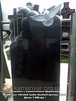 Изготовление и монтаж гранитных памятников и надгробий