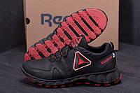 Мужские кожаные кроссовки  Reebok Tracking