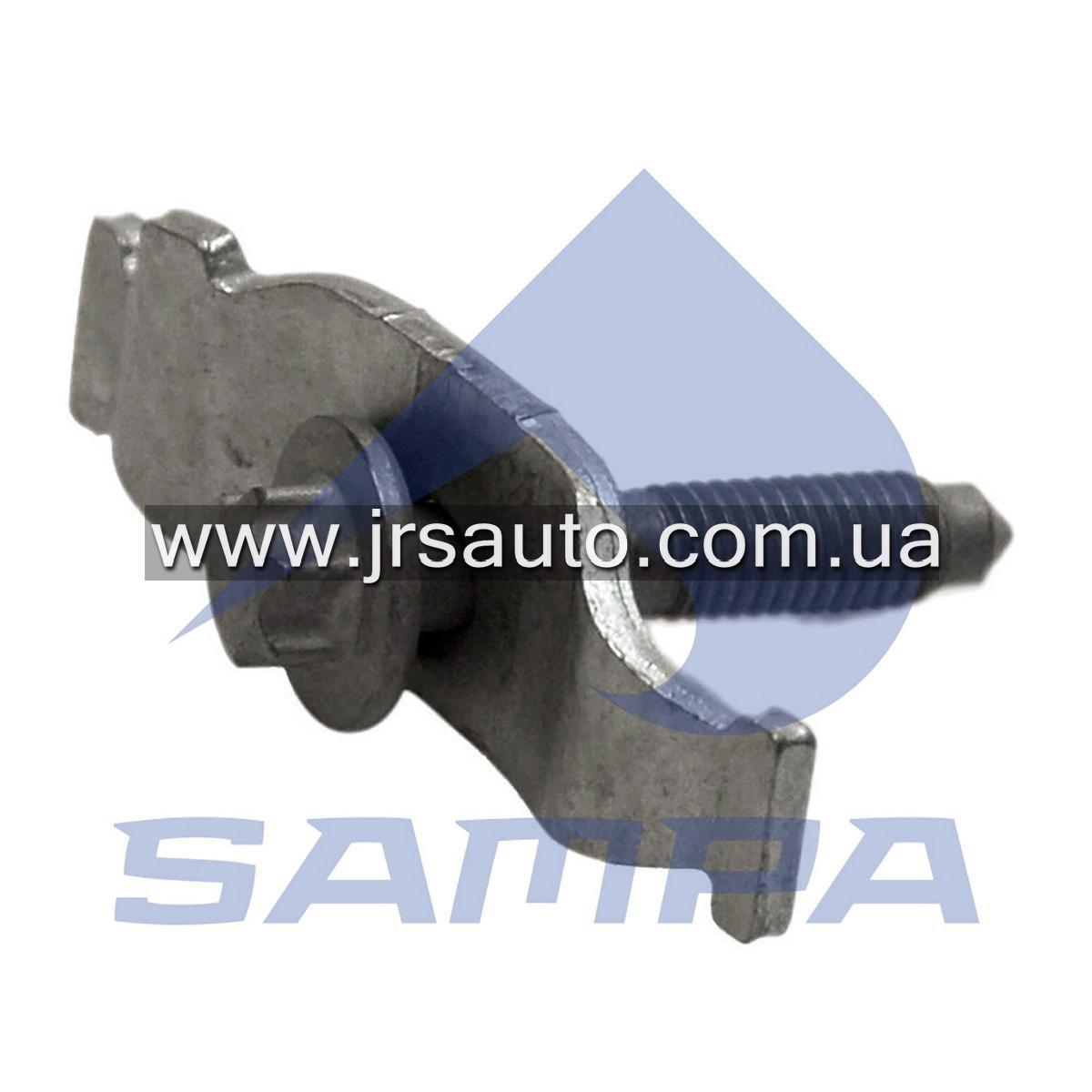 Крепление диска тормозной (болт+пластина) 21x64,5xM8x1,25/40 DAF CF65/75/85,XF95 \1693978 \ 050.152