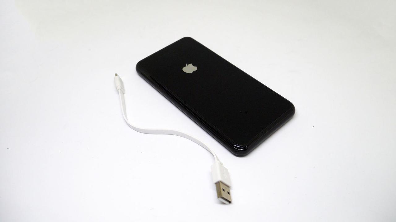 Power Bank Iphone 25000 mah LCD 2xUSB
