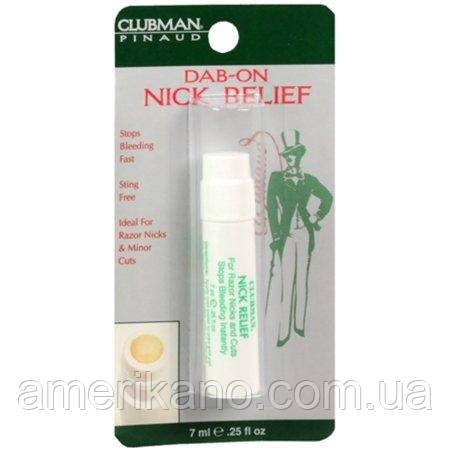 Кровоостанавливающий карандаш Clubman Dab-on Nick Relief