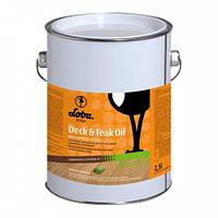 Олія для тераси Loba Deck&Teak Oil (прозора) 2.5л
