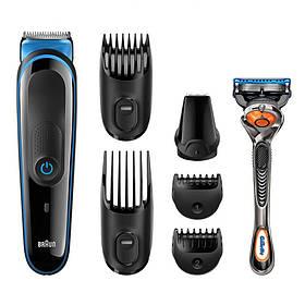 Триммер для волос и бороды  Braun Multi Groomer MGK3045