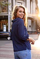 Стильная блуза на пуговицах, фото 2