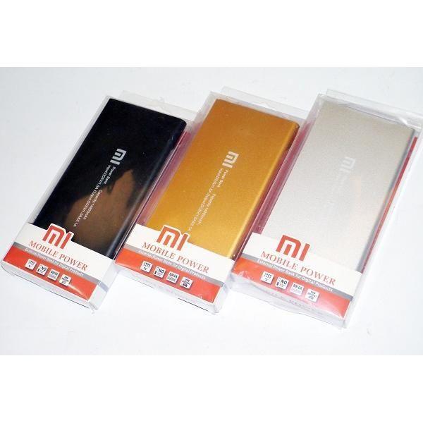 Power Bank Xiaomi Mi 14800 mAh 2хUSB+фонарик