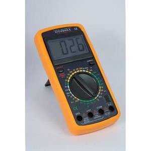 Цифровой мультиметр тестер DT-9208A