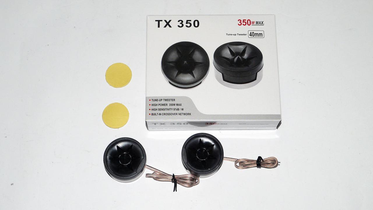 Pioneer TX 350 350w 40mm твитеры (пищалки)