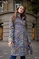 Женское теплое пальто  ДГс500, фото 1