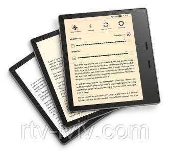 Электронная книга Amazon Kindle Oasis 3 8GB