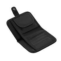 M-Tac кошелек с липучкой Elite Large Black, фото 3