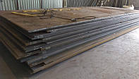 Лист горячекатаный, сталь 45, лист стальной по 45 стали, 6 мм, 2,0х6,0 м