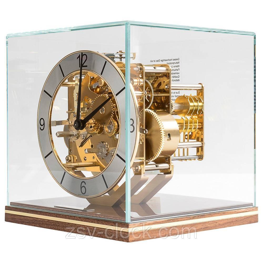 Часы настольные механические Hermle 23052-030340.