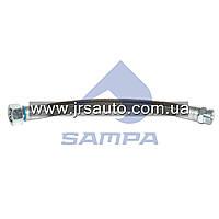 Шланг воздушного ресивера DAF (L: 370 mm) \1604861 \ 050.419