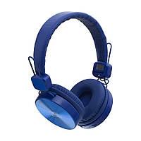 Блютуз стерео гарнитура JBL T006BT Blue