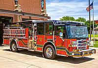 Пазл Сastorland на 500 элементов Пожарная машина