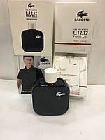 Мужской парфюм Lacoste Eau De L.12.12 Pour Lui French Panache 100мл, фото 1