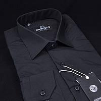 Сорочка чоловіча, прямого покрою з довгим рукавом Birindelli 512138 80% бавовна 20% поліестер M(Р)