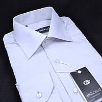 Сорочка чоловіча, прямого покрою з довгим рукавом Birindelli 512153 80% бавовна 20% поліестер M(Р)