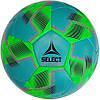 Мяч футбольный select dynamic (018) бирюз/желт размер 5