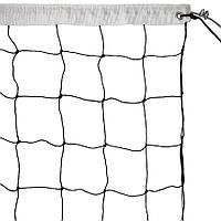 Сетка волейбольная 1 м х 9,5 м (черный), фото 1