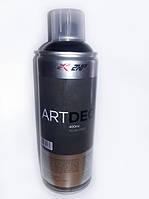 Акриловая аэрозольная эмаль ART DECO 2XP черная 400 мл