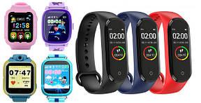 Умные часы GPS, фитнес-браслеты
