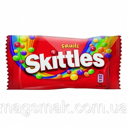 Драже Skittles Фрукты 38 г, фото 2