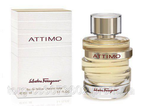 Salvatore Ferragamo Attimo, женская парфюмированная вода 100 мл.
