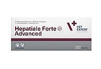 VetExpert HEPATIALE Forte Advanced 30табл.- таблетки для улучшения функций печени собак и кошек