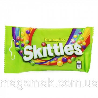 Драже Skittles Кисломікс 38 г, фото 2
