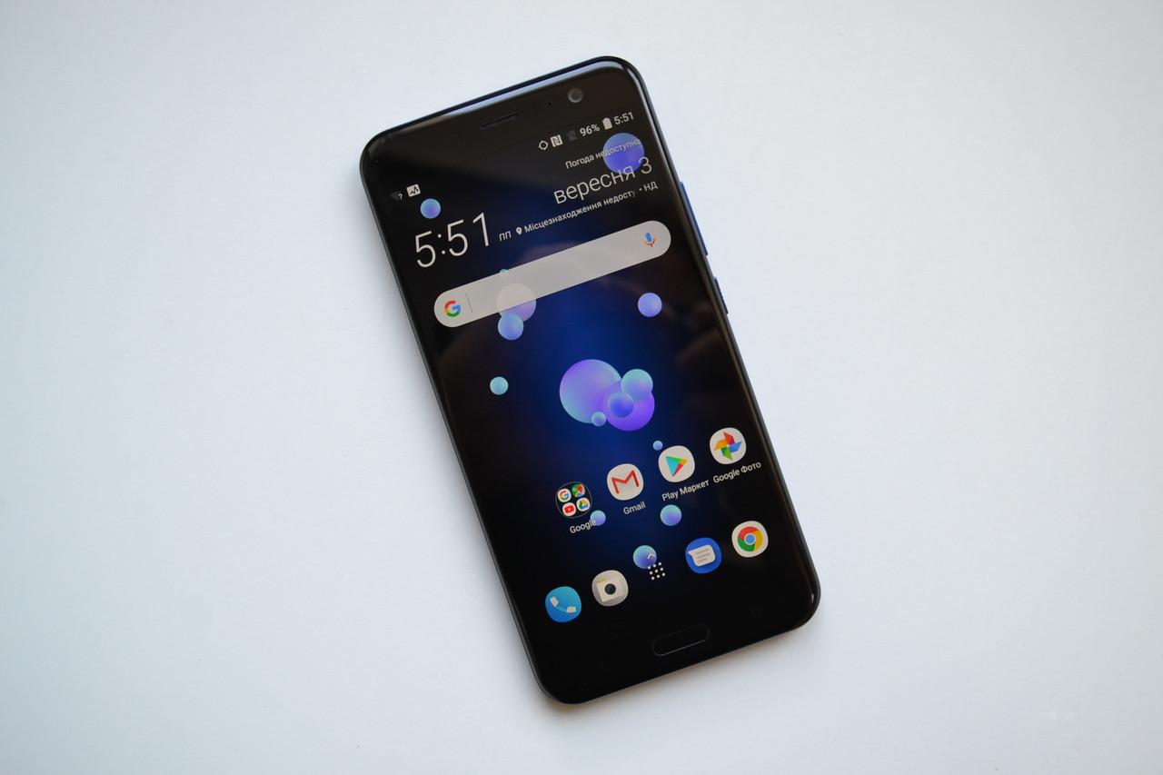 Смартфон HTC U11 Blue - 64Gb, 4Gb RAM, 12MP Оригинал!