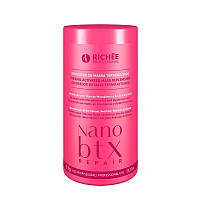 Ботокс для волос Richee Nanobotox Repair Repositor, Бразилия. 300 г