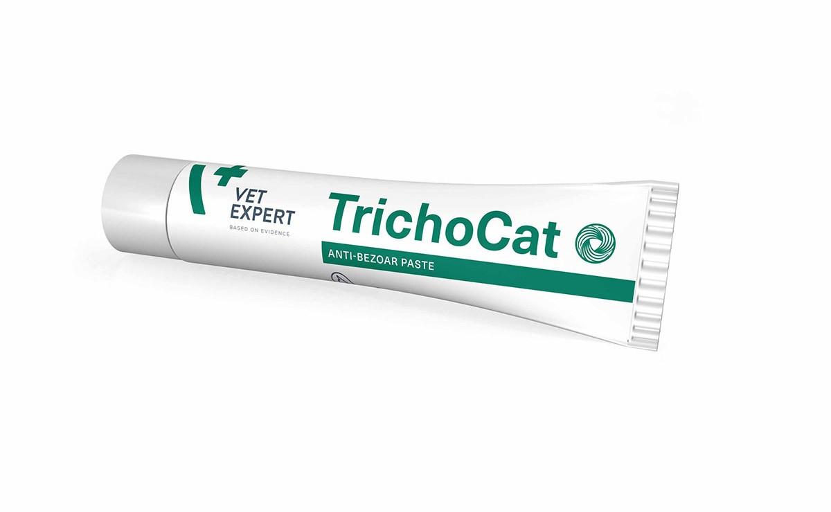 VetExpert TRICHOCAT 50г - ТРИХОКЕТ - паста для выведения шерсти для кошек, кроликов и хорьков (антибезоарная)