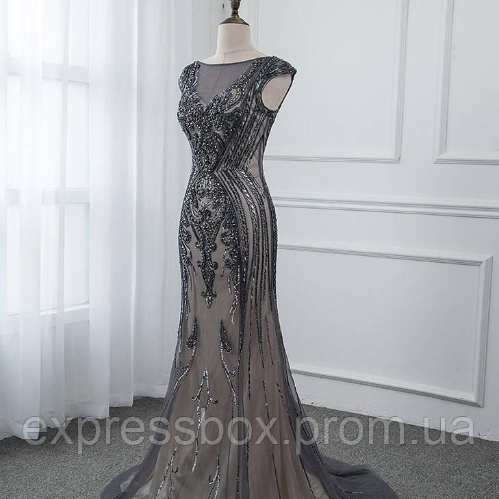 Вечернее платье. Выпускное платье. Вечірня сукня. Вечернее платье ручной работы