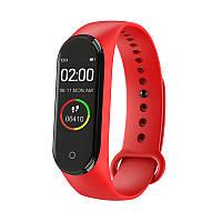 Фитнес-браслет Smart Bracelet M4 (red) - Защита IP67