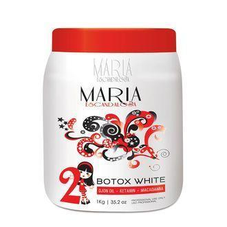 Ботокс для волос Maria Escandalosa Botox white 300 г Разлив