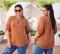 Женская модная туника  ДГс41349 (бат), фото 1