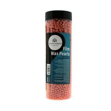 Горячий воск в гранулах розовый 400 гр I23