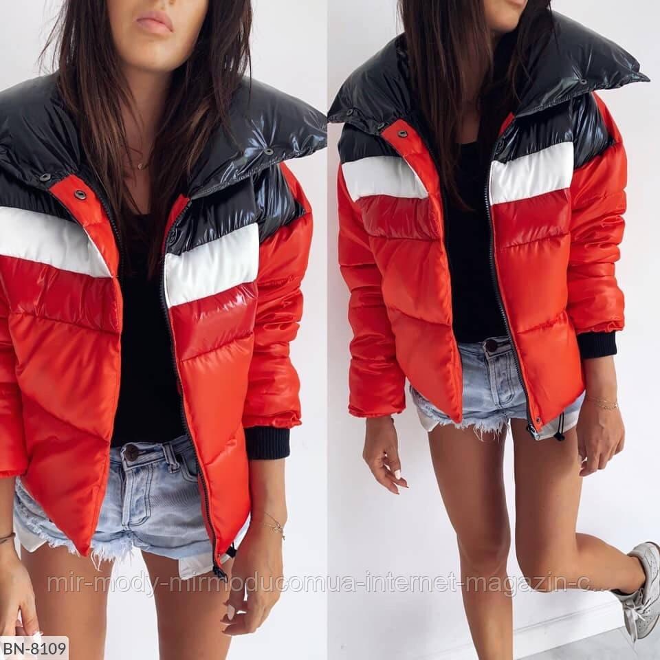 Куртка женская осень-зима BN-8109 р:50-52,54-56 079659