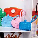 Шкаф чемодан Барби с одеждой и обувью Barbie GBK12, фото 8